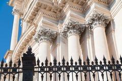 Барочная церковь Стоковые Изображения
