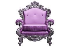 Барочное кресло Стоковая Фотография RF