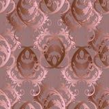 Барочные поверхностные орнаменты Стоковые Изображения