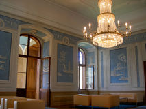 барочный замок Стоковое Изображение