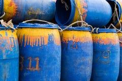 Баррели нефти Стоковые Фото