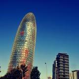 Барселона, Испания Стоковая Фотография RF
