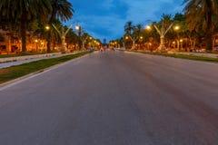Барселона Цитадель парка Стоковые Фотографии RF