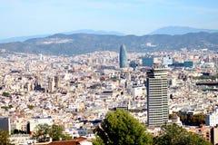 Барселона Каталония стоковые изображения