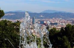 Барселона Каталония Стоковое Изображение