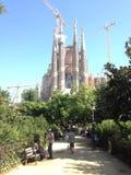 Барселона стоковые фото
