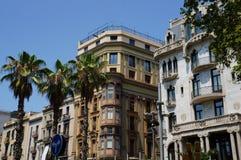Барселона Стоковая Фотография