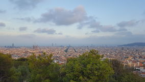 Барселона Стоковые Изображения RF