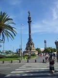 Барселона стоковое изображение rf