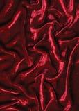 бархат burgundy предпосылки Стоковая Фотография RF