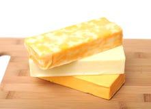 Бары сыра Стоковая Фотография RF