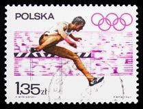 Барьеры, олимпийское serie воззвания, около 1967 стоковые изображения