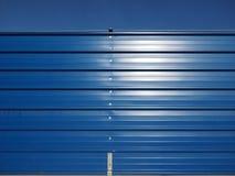 барьер металла с космосом экземпляра Стоковая Фотография RF