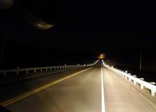 Барьер ночи Стоковая Фотография RF