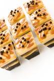 Бар десерта Стоковая Фотография