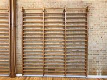Бар стойла, бар стены Стоковая Фотография