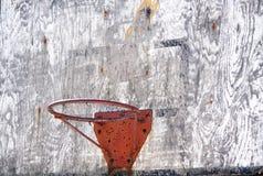 Баскетбол улицы Стоковые Изображения RF