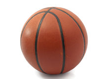 баскетбол шарика Стоковая Фотография
