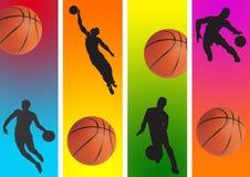 баскетбол 001 Стоковое Изображение