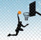 баскетбол иллюстрация вектора
