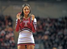 Баскетбол 2013 людей NCAA Стоковое Фото