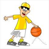 баскетбол Стоковые Фотографии RF