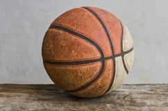 баскетбол старый Стоковая Фотография RF