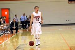 Баскетбол людей NCAA Стоковые Фото