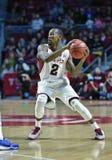 2014 баскетбол NCAA - баскетбол людей Стоковая Фотография