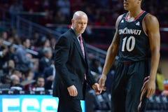 2015 баскетбол NCAA - Виск-Цинциннати Стоковое Изображение RF