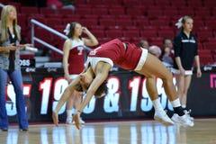 2015 баскетбол NCAA - висок-Tulane Стоковое фото RF
