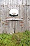 Баскетбол siding амбара Стоковое Изображение RF