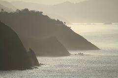 Баскония скал Стоковое Фото