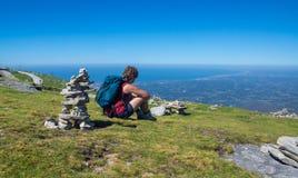 баскская страна Стоковые Фотографии RF