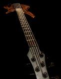 Басовая гитара (низкий ключ) Стоковая Фотография RF