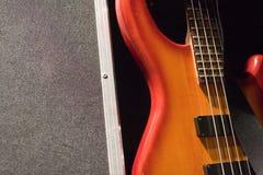 басовая гитара Стоковое фото RF