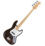 басовая электрическая гитара Стоковая Фотография