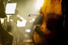 басовый двойной вектор транспарантов игрока иллюстрации градиентов Стоковое Изображение