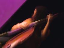 басовый двойной игрок 2 Стоковые Изображения RF