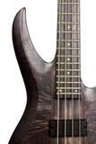 басовый сбор винограда электрической гитары Стоковые Фото