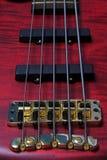 басовый шнур 5 Стоковые Фотографии RF