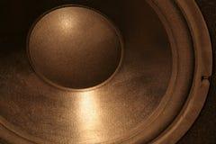 басовый диктор Стоковые Фотографии RF