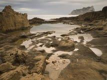 бассеины бухточки Стоковые Изображения RF