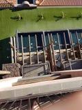 бассеины стоковое фото rf