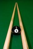 бассеин американских шариков Стоковые Изображения RF