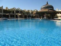 Бассеин гостиницы Стоковое Фото