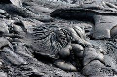 бассеин лавы стоковое изображение