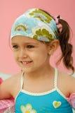 бассеин ребенка счастливый Стоковые Изображения