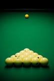 бассеин сигнала шариков Стоковое Изображение