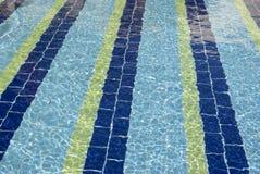 Плавательный бассеин Стоковая Фотография RF